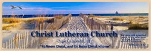 Christ Lutheran Church website
