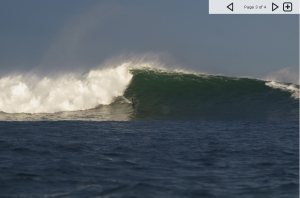 More from the new XXL entrant, Belharra break in SW France.