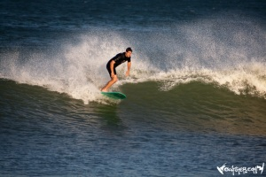 Tuesday dawn patrol had similar surf quality as this pic which was taken in Brevard by gulfster.com on 3/29/10.