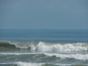 3rd shot in sequence, Guess it closed out :) Hurricane Katia, Officers Club