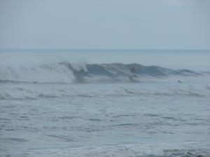 Image 5 of 6 sequence.   O' Club, Hurricane Katia