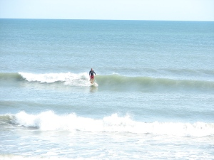 Only about 5 or 6 surfers out at Perkins.  This guy continues on Image 4 of 7 in sequence.