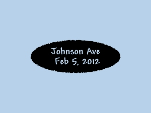 johnson-ave-sign