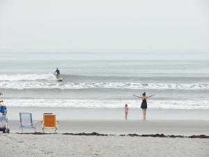 Don, image 5 of 7, Johnson Avenue, a day that should have been no waves :)
