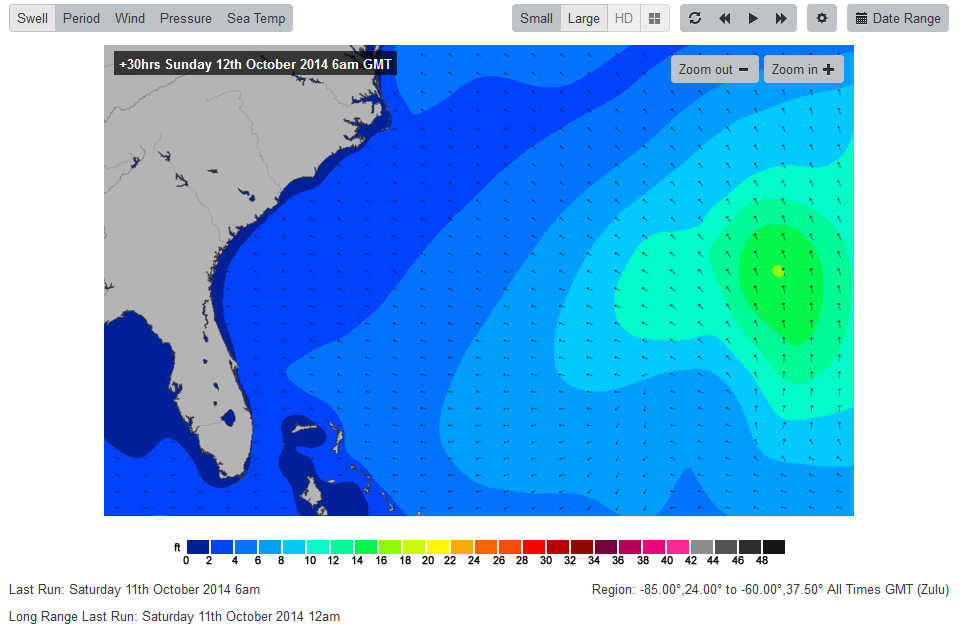 Swell-Chart-for-Sunday-10-12-14-6AM-from-magicseaweed Compliments of Magicseaweed.com