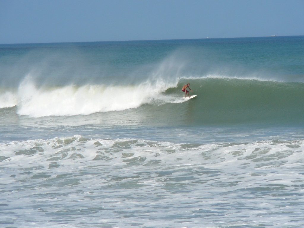 Photos by Mike Melito, a 3 foot at 12 second period swell, the one coming Friday is 2.5 feet at 12 seconds, so I like to show this for optimism that it could be big :)   sept 2012 hurricane 042