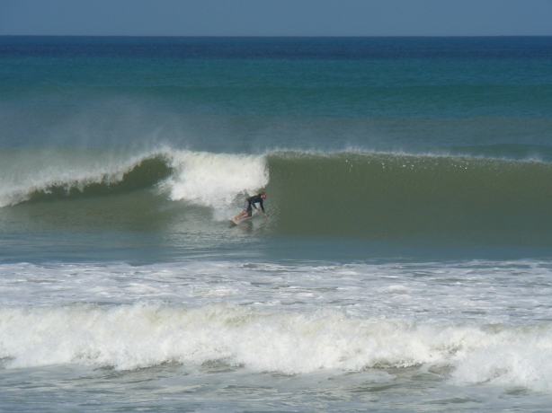 Photos by Mike Melito, a 3 foot at 12 second period swell, the one coming Friday is 2.5 feet at 12 seconds, so I like to show this for optimism that it could be big :)   sept 2012 hurricane 057