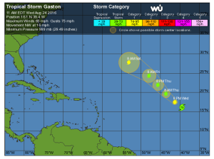Gaston-Only-Intensity-Model-08-24-16-at-11am-EST-compliments-wunderground.com